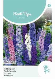 Delphinium Cultorum Giant Pacific