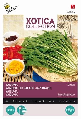 Mizuna Japanse Salade
