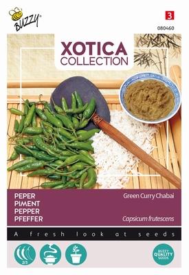 Peper groene Curry Cabai F1