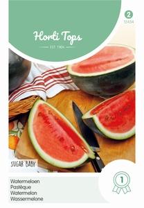 Watermeloenen Sugar Baby
