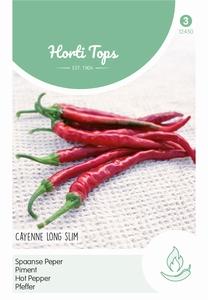 Peper Cayenna, Spaanse Lange Rode