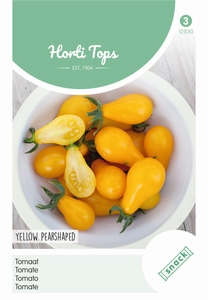 Tomaat Yellow Pearshaped
