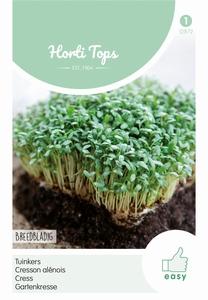 Tuinkers Grootbladige (Breedbladige)