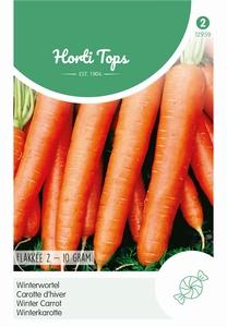Winterwortelen Flakkee 3 Stompp.10 Gram