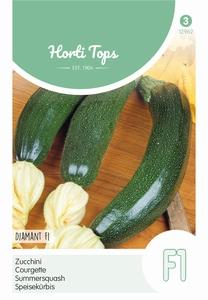 Courgette Diamant F1  Zucchini