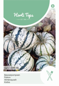 Wintersquash Sweet Dumpling (Cuc. Pepo)