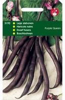 STAMSLABONEN Purple Queen   echte paarse boon  100 gram