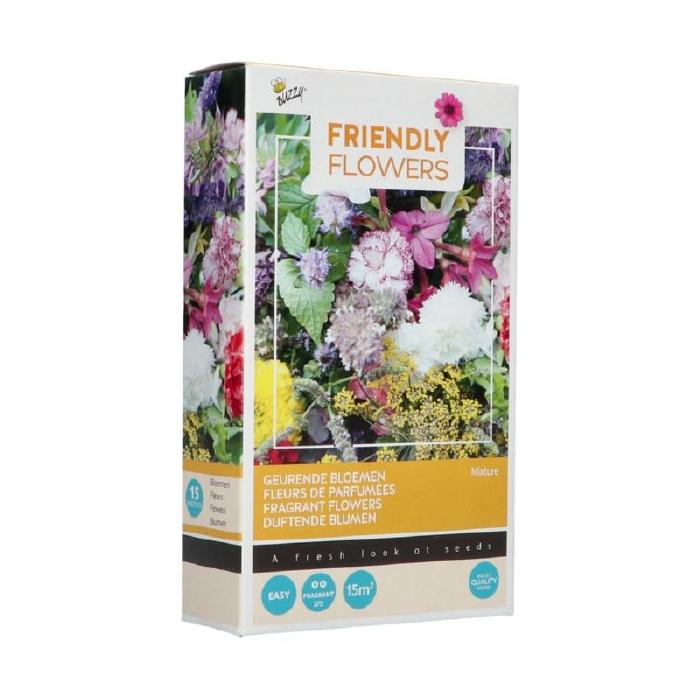 Mix van Geurende bloemen, mengsel van 20 soorten