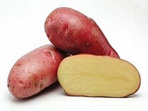 Rode  Roseval, rode  middenvroege aardappel, vast 1 kg