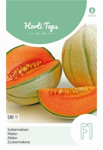 Meloenen Oranje Magenta F1