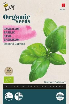 Bio Organic Basilicum - Italiano Classico  (BIO)