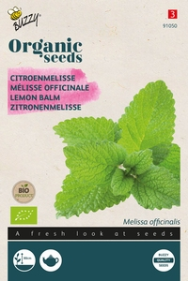Bio Organic Citroenmelisse  (BIO)