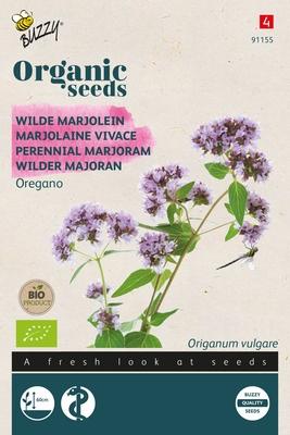 Bio Organic Marjolein - Oregano (BIO)