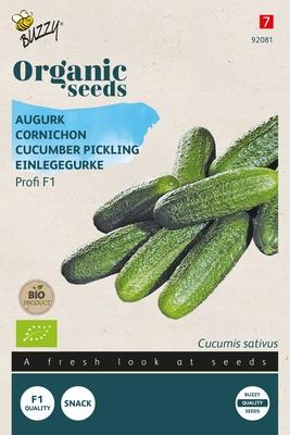 Bio Organic Augurk Profi F1 (BIO)