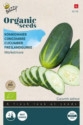Bio Organic Komkommer Marketmore  (BIO)