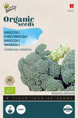 Bio Organic Broccoli groene Calabrese  (BIO)