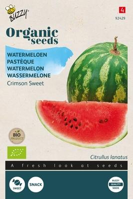 Bio Organic Watermeloen Crimson Sweet (BIO)