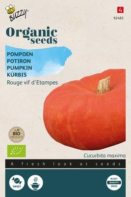 Bio Organic Pompoen Etampes (BIO)