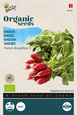 Bio Organic Radijs French Breakfast  (BIO)