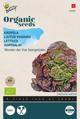 Bio Organic Kropsla Wonder van 4 jaargetijden  (BIO)