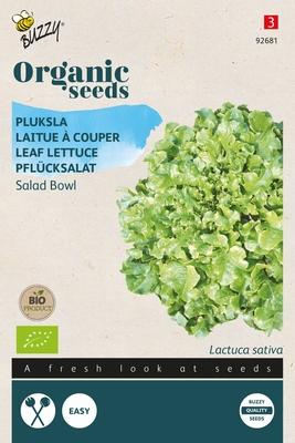Bio Organic Pluksla Green Salad Bowl  (BIO)