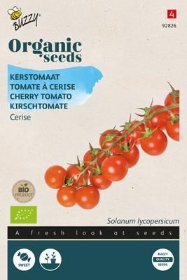Bio Organic Kerstomaten Cerise  (BIO)