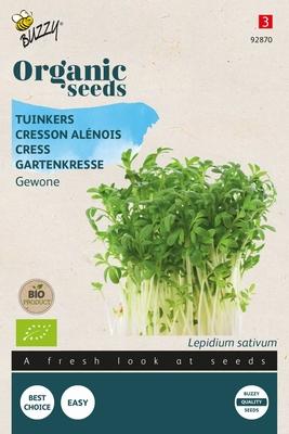 Bio Organic Tuinkers gewone  (BIO)