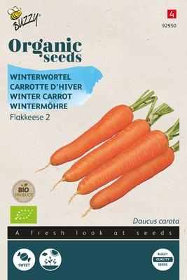 Bio Organic Winterwortelen Flakkese 2 (BIO)