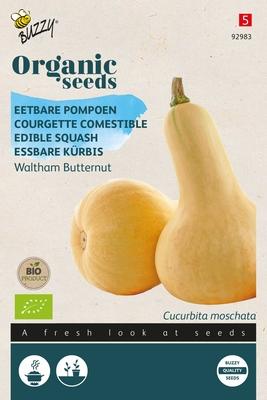 Bio Organic Wintersquash Waltham Butternut  (BIO)