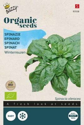 Bio Organic Spinazie Securo  (BIO)