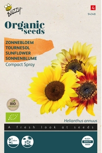 Bio Organic Helianthus dwarf Spray mixed (BIO)