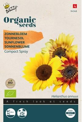 Bio Organic Helianthus dwarf Spray mixed (BIO)