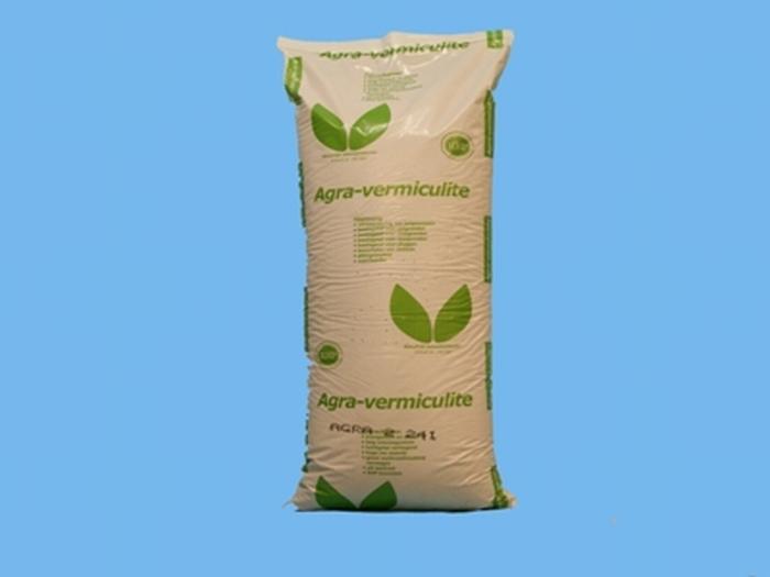 Vermiculite Agri  -  zak 100 Ltr   (staffelprijzen)