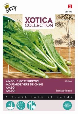 Amsoi Mung Choi  (groen)