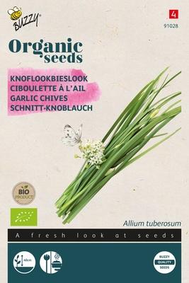 Bio Organic Bieslook Knoflook (BIO)