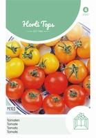 Tomaten Drie Kleuren Mengsel