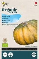 Bio Organic Pompoen Musquée de Provence  (BIO)