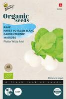 Bio Organic Rapen Platte Witte Mei (BIO)