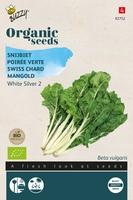 Bio Organic Snijbiet White Silver 2 - Gele Witribb. (BIO)