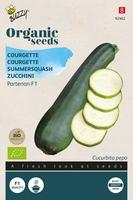 Bio Organic Courgette Partenon F1 (BIO)
