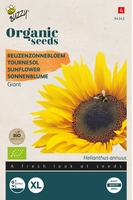 Bio Organic Zonnebloem giganteus  (BIO)