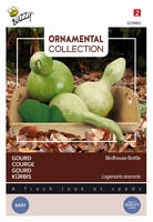 Pompoen Gourd Birdhouse/Bottle (Lagenaria leuc.)