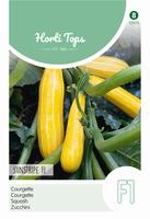 Courgette Sunstripe  F1  Zucchini  geel  NIEUW