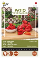 Paprika Snacking Red Patio