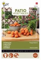 Wortel Parijse Markt  Patio Veggie  -  NIEUW