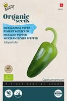 Bio Organic Peper Jalapeno (BIO)