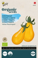 Bio Organic Tomaat Yellow Pearshaped  (BIO)